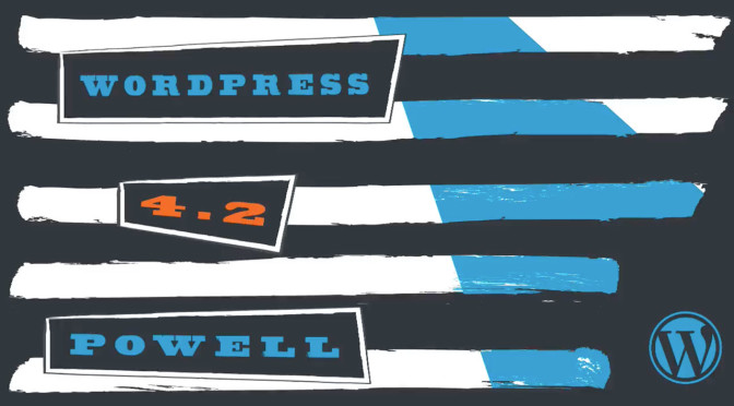 WordPress 4.2 の動作環境とかについて