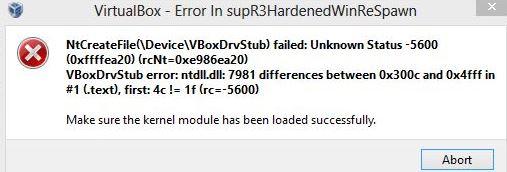 VirtualBoxが使えなくなった原因はKB3045999でした。